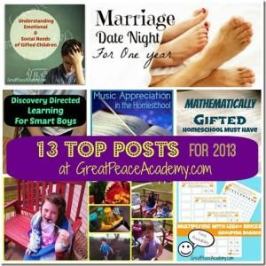 top 13 Posts