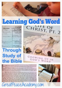 Growing Up in God's Word Review