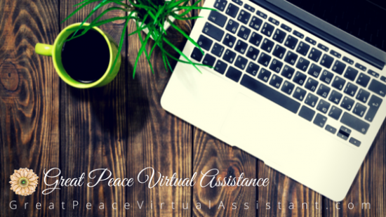 Great Peace Virtual Assistance Services to Help You with Your Online work | GreatPeaceVirtualAssistant.com