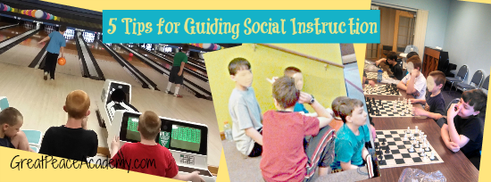 Social Instruction for the Gifted Child