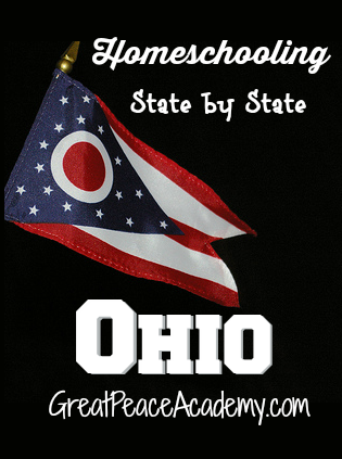 Homeschooling State by State Link Up -- Ohio Homeschooling