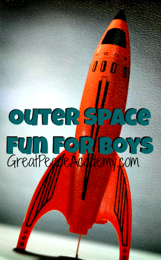 Space Fun for Boys