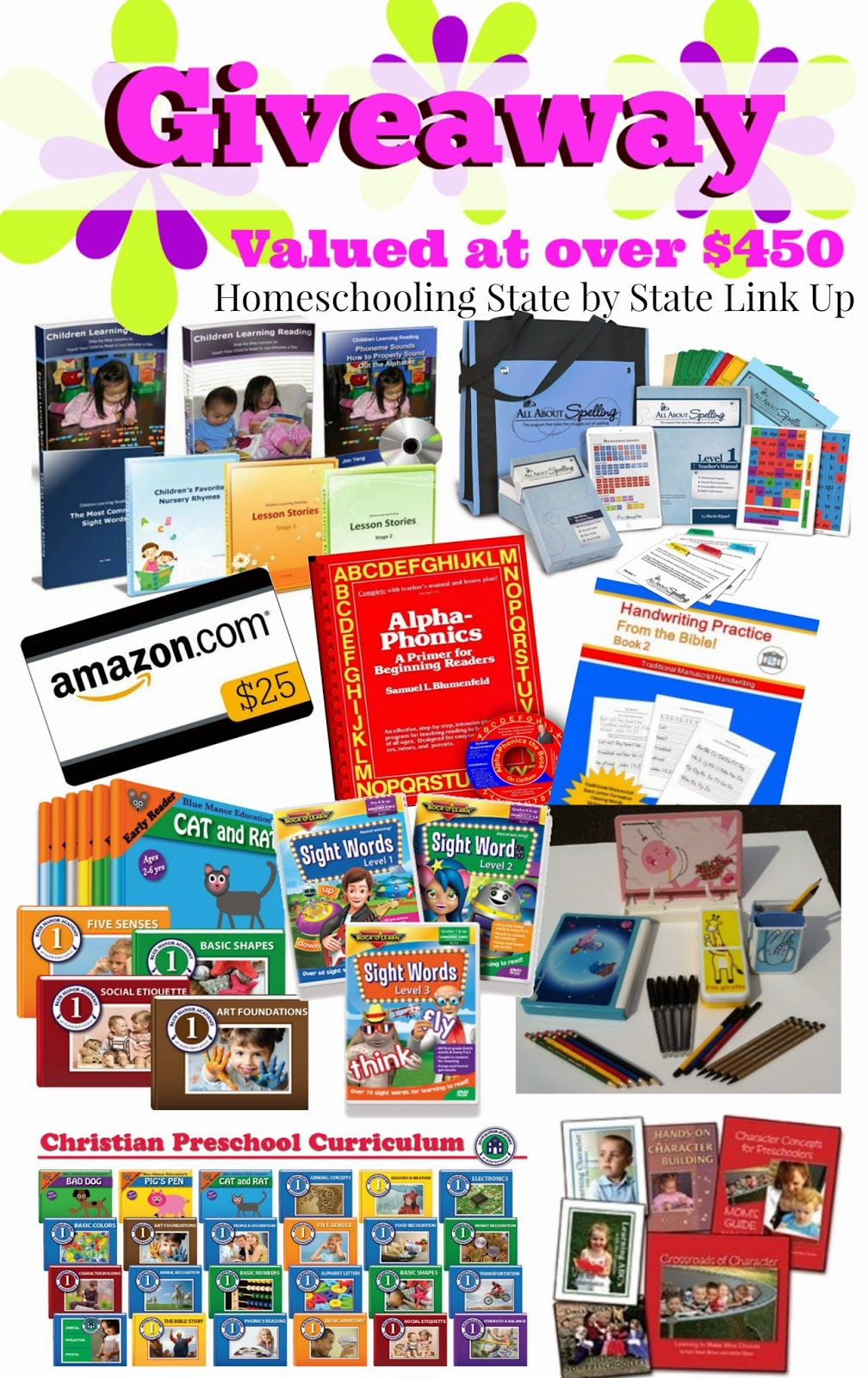 Homeschooling State by State Link Up
