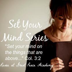Set Your Mind Series Thumbnail