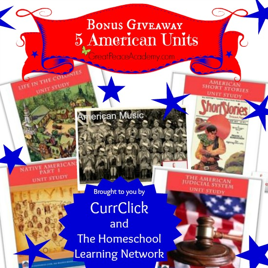 5 American Units Giveaway | Great Peace Academy