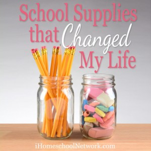 School Supplies that Changed my Life