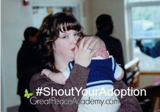 All Lives Matter, Choose LIFE #ShoutYourAdoption | GreatPeaceAcademy.com