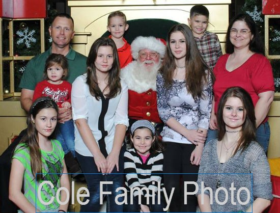 Please be respectful of this family photo. Do not, copy, share, pin or save.